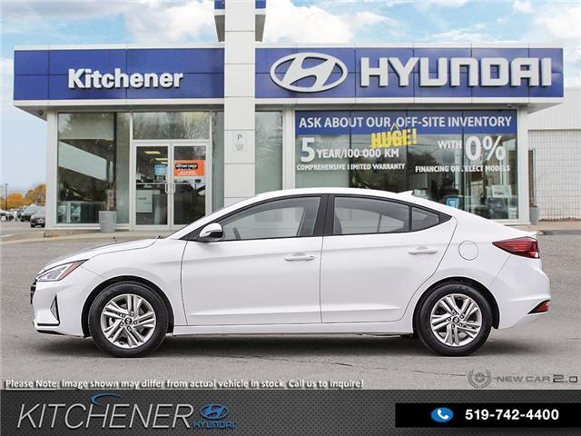 2019 Hyundai Elantra Preferred (Stk: 58670) in Kitchener - Image 3 of 23