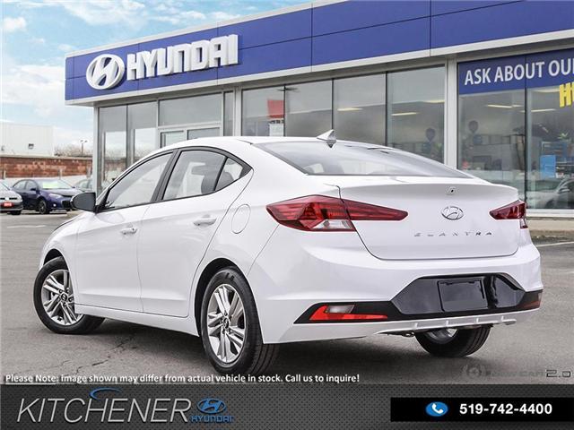 2019 Hyundai Elantra Preferred (Stk: 58670) in Kitchener - Image 4 of 23