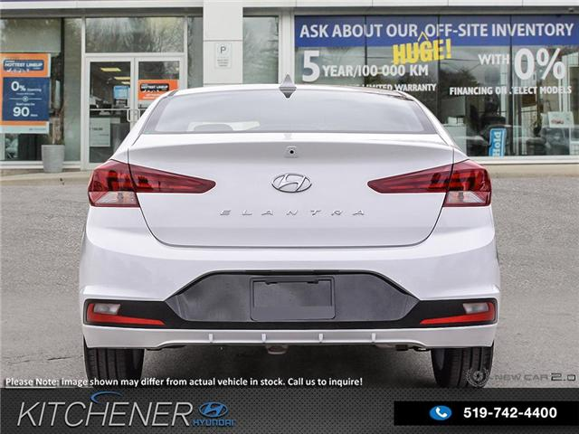 2019 Hyundai Elantra Preferred (Stk: 58670) in Kitchener - Image 5 of 23