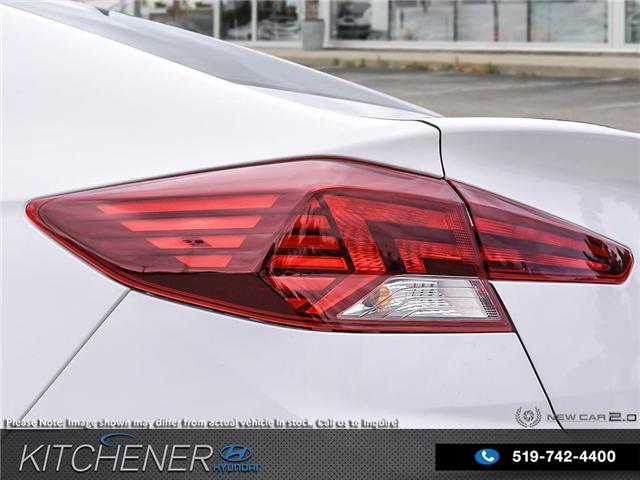 2019 Hyundai Elantra Preferred (Stk: 58670) in Kitchener - Image 11 of 23