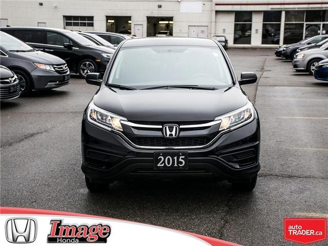 2015 Honda CR-V LX (Stk: 9R94A) in Hamilton - Image 2 of 18