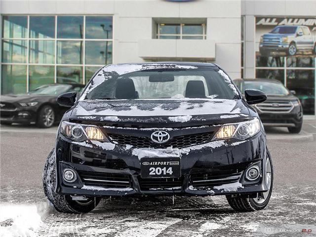 2014 Toyota Camry SE (Stk: B80775) in Hamilton - Image 2 of 25