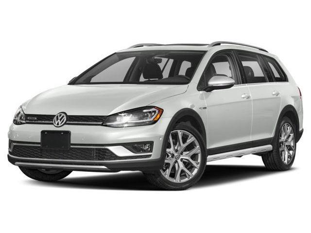 2019 Volkswagen Golf Alltrack 1.8 TSI Execline (Stk: VWSV8923) in Richmond - Image 1 of 9
