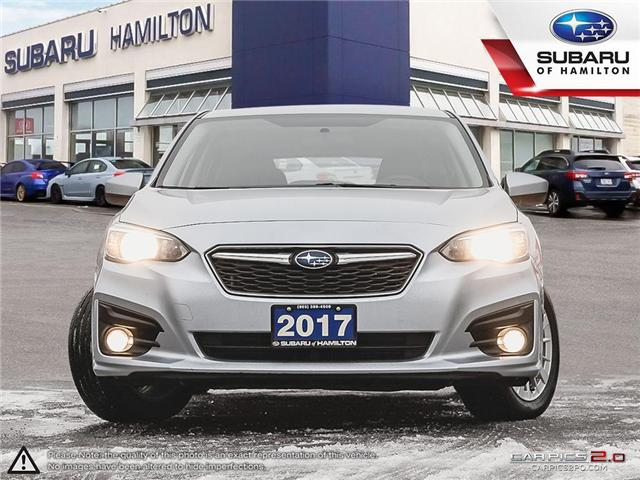 2017 Subaru Impreza Touring (Stk: U1408) in Hamilton - Image 2 of 27