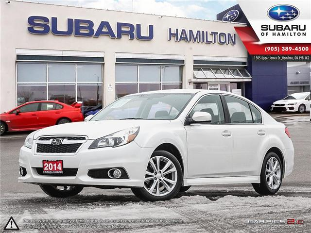 2014 Subaru Legacy 2.5i Convenience Package (Stk: S7422B) in Hamilton - Image 1 of 25