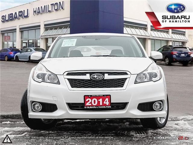 2014 Subaru Legacy 2.5i Convenience Package (Stk: S7422B) in Hamilton - Image 2 of 25