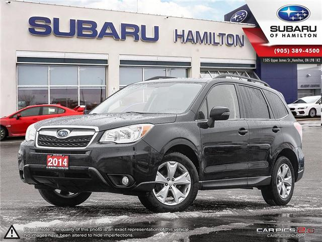2014 Subaru Forester 2.5i Limited Package (Stk: S7495A) in Hamilton - Image 1 of 26