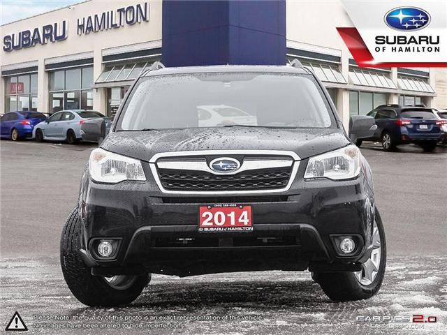 2014 Subaru Forester 2.5i Limited Package (Stk: S7495A) in Hamilton - Image 2 of 26