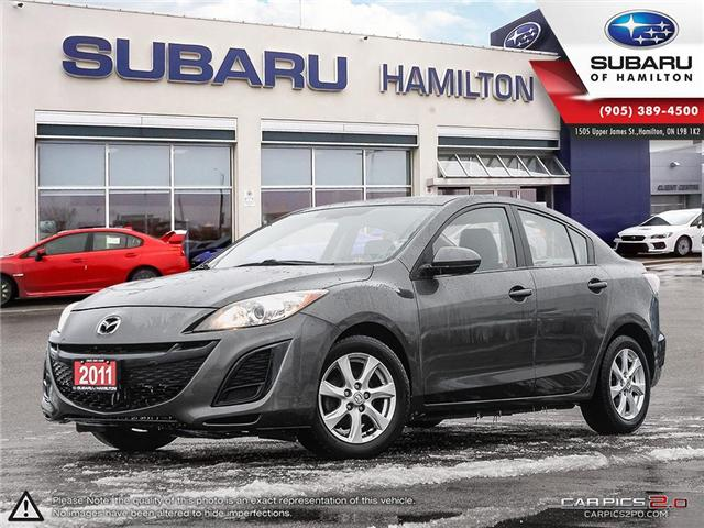 2011 Mazda Mazda3 GS (Stk: U1397A) in Hamilton - Image 1 of 22