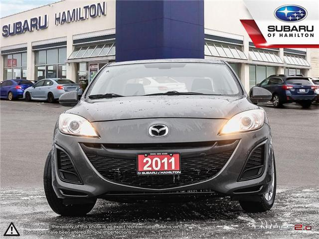 2011 Mazda Mazda3 GS (Stk: U1397A) in Hamilton - Image 2 of 22