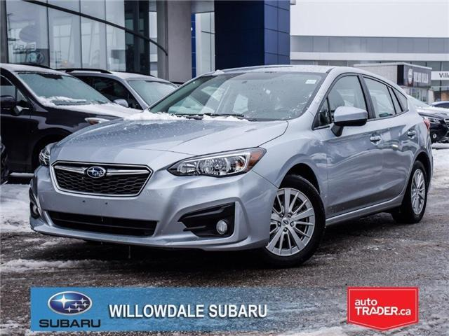 2018 Subaru Impreza Touring | HEATED SEATS | RIMS | BLUETOOTH (Stk: 18D76) in Toronto - Image 6 of 25