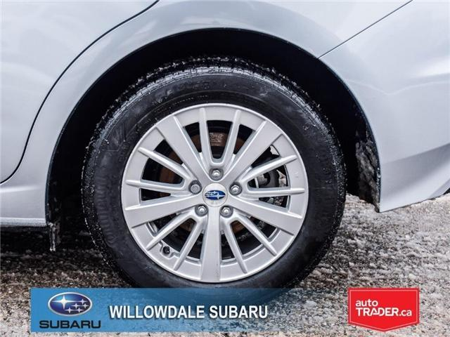 2018 Subaru Impreza Touring | HEATED SEATS | RIMS | BLUETOOTH (Stk: 18D76) in Toronto - Image 9 of 25