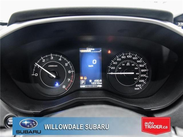 2018 Subaru Impreza Touring | HEATED SEATS | RIMS | BLUETOOTH (Stk: 18D76) in Toronto - Image 15 of 25