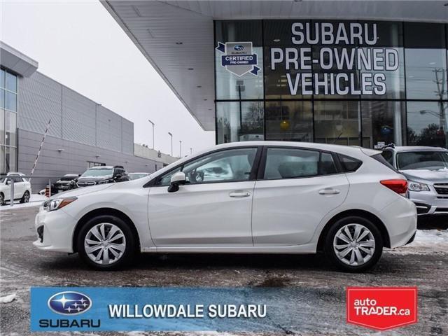 2017 Subaru Impreza Convenience | AWD | NO ACCIDENTS | APPLE PLAY (Stk: P2684) in Toronto - Image 2 of 25