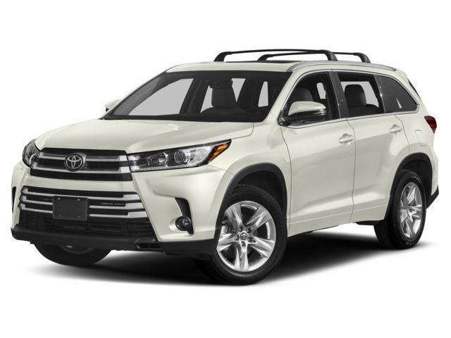 2019 Toyota Highlander Limited (Stk: 19158) in Brandon - Image 1 of 9