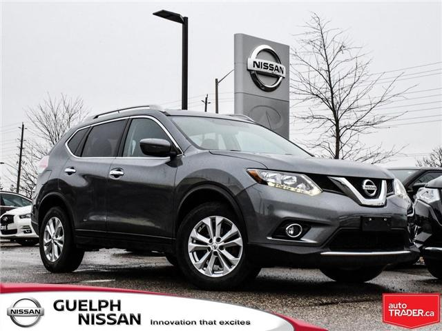 2016 Nissan Rogue  (Stk: N19742A) in Guelph - Image 1 of 22