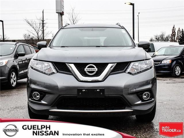 2016 Nissan Rogue  (Stk: N19742A) in Guelph - Image 2 of 22