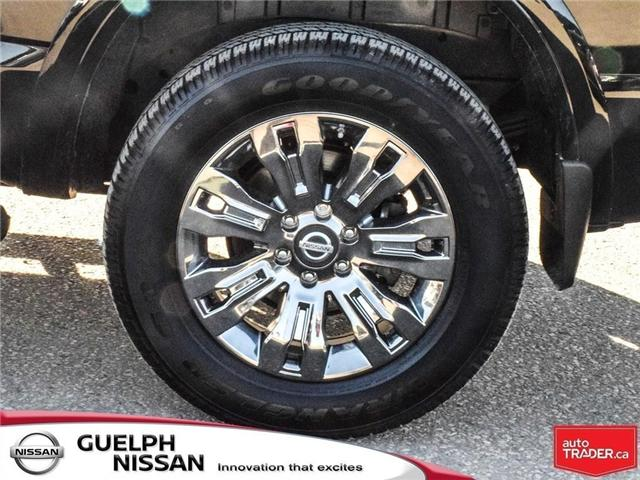 2018 Nissan Titan  (Stk: UP13539) in Guelph - Image 7 of 25