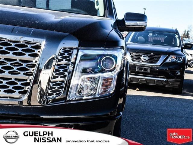 2018 Nissan Titan  (Stk: UP13539) in Guelph - Image 8 of 25