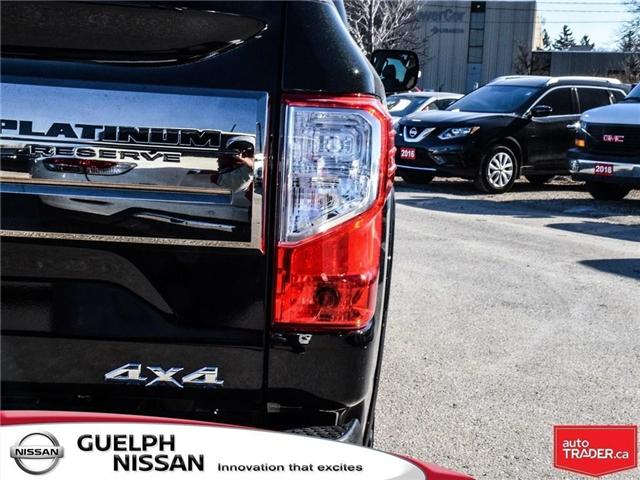 2018 Nissan Titan  (Stk: UP13539) in Guelph - Image 10 of 25