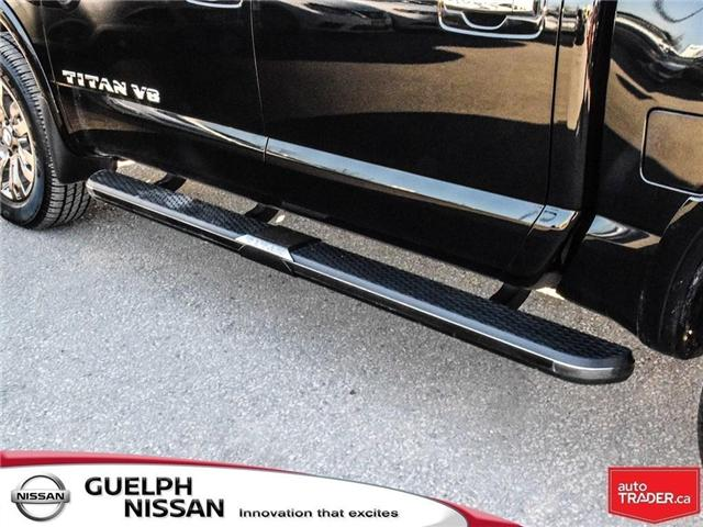2018 Nissan Titan  (Stk: UP13539) in Guelph - Image 11 of 25