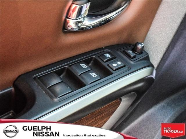 2018 Nissan Titan  (Stk: UP13539) in Guelph - Image 12 of 25