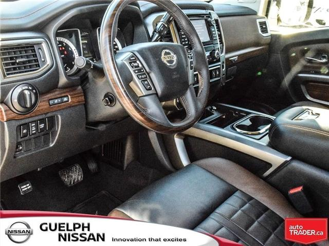 2018 Nissan Titan  (Stk: UP13539) in Guelph - Image 13 of 25