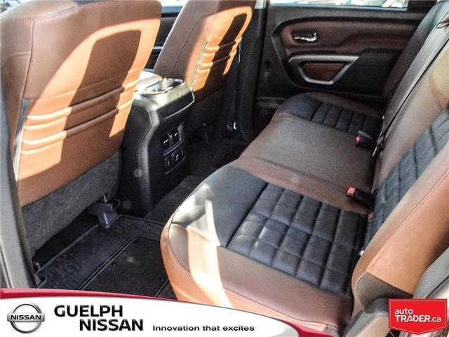 2018 Nissan Titan  (Stk: UP13539) in Guelph - Image 15 of 25