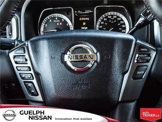 2018 Nissan Titan  (Stk: UP13539) in Guelph - Image 21 of 25