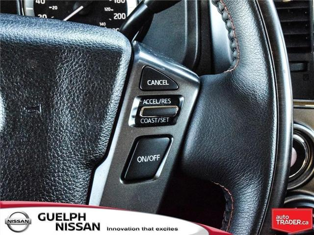 2018 Nissan Titan  (Stk: UP13539) in Guelph - Image 23 of 25