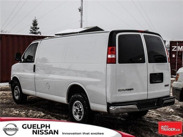 2018 GMC Savana 2500 Work Van (Stk: UP13542) in Guelph - Image 4 of 17