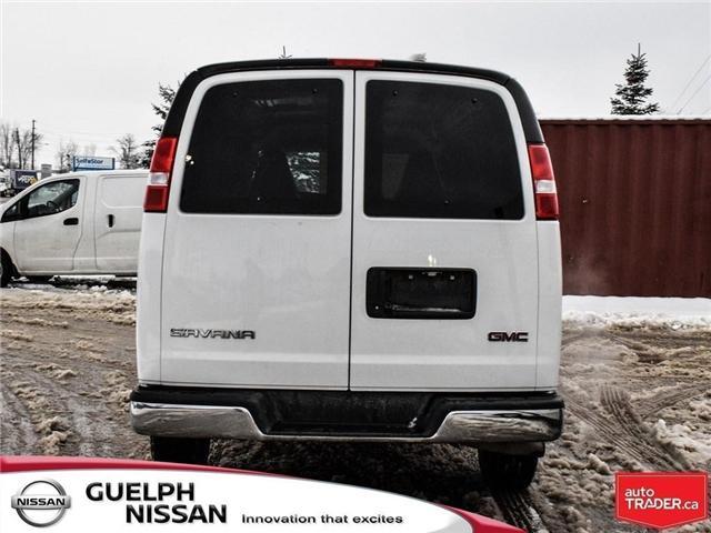 2018 GMC Savana 2500 Work Van (Stk: UP13542) in Guelph - Image 5 of 17