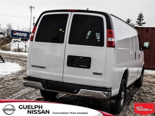 2018 GMC Savana 2500 Work Van (Stk: UP13542) in Guelph - Image 6 of 17