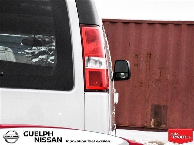 2018 GMC Savana 2500 Work Van (Stk: UP13542) in Guelph - Image 9 of 17