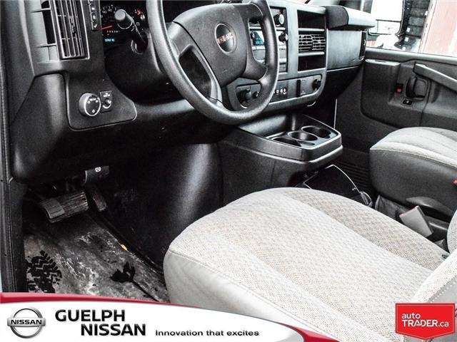 2018 GMC Savana 2500 Work Van (Stk: UP13542) in Guelph - Image 11 of 17