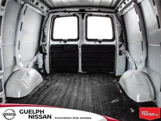 2018 GMC Savana 2500 Work Van (Stk: UP13542) in Guelph - Image 17 of 17