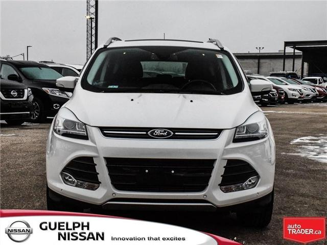 2016 Ford Escape Titanium (Stk: UP13551) in Guelph - Image 2 of 23