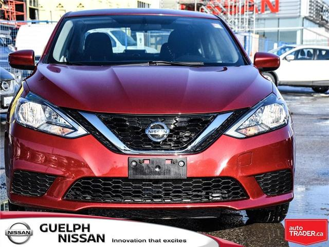 2017 Nissan Sentra  (Stk: UP13573A) in Guelph - Image 1 of 21