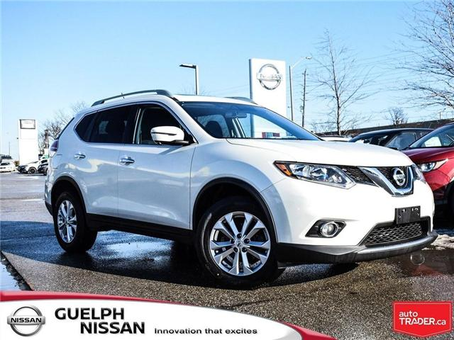 2016 Nissan Rogue  (Stk: UP13571) in Guelph - Image 1 of 24