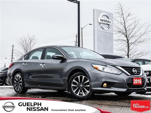 2016 Nissan Altima  (Stk: UP13575) in Guelph - Image 1 of 23