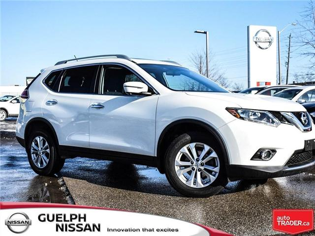 2016 Nissan Rogue  (Stk: UP13572) in Guelph - Image 1 of 24