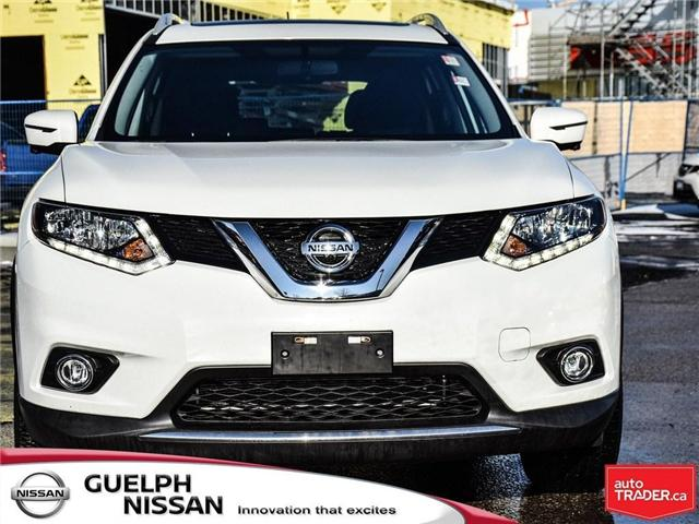 2016 Nissan Rogue  (Stk: UP13572) in Guelph - Image 2 of 24