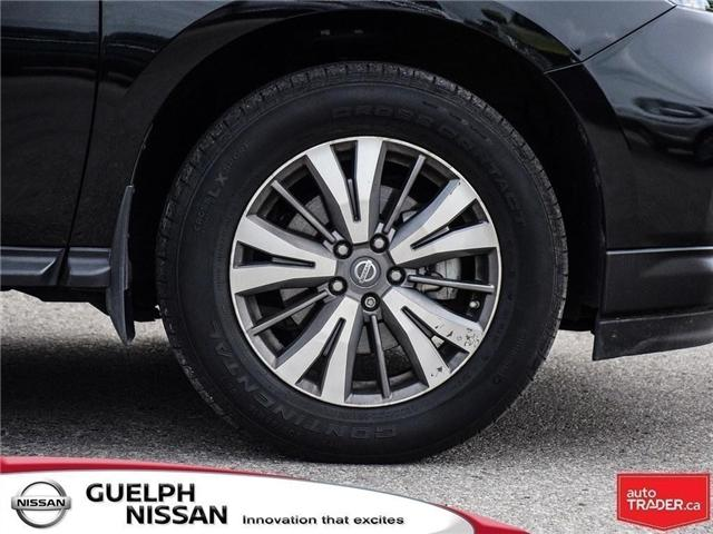 2018 Nissan Pathfinder  (Stk: UP13448) in Guelph - Image 5 of 26