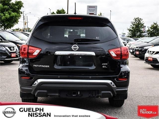2018 Nissan Pathfinder  (Stk: UP13448) in Guelph - Image 6 of 26