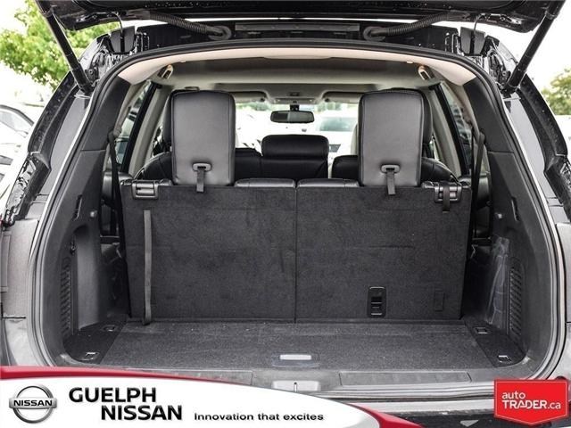 2018 Nissan Pathfinder  (Stk: UP13448) in Guelph - Image 9 of 26