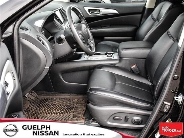 2018 Nissan Pathfinder  (Stk: UP13448) in Guelph - Image 12 of 26