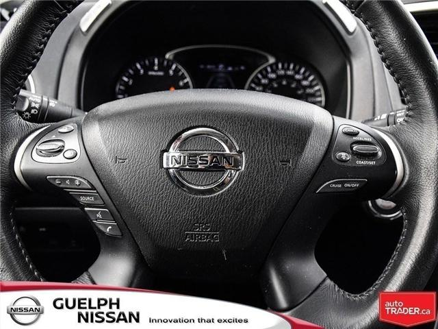 2018 Nissan Pathfinder  (Stk: UP13448) in Guelph - Image 24 of 26