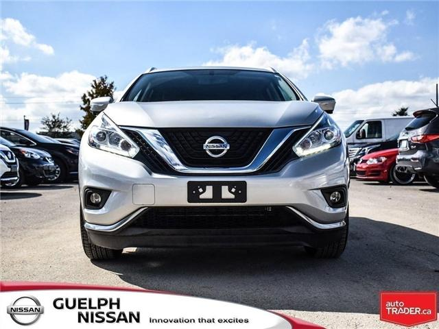 2015 Nissan Murano  (Stk: N19416A) in Guelph - Image 2 of 30