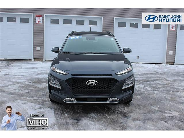 2018 Hyundai KONA  (Stk: U2048) in Saint John - Image 2 of 23