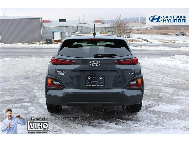 2018 Hyundai KONA  (Stk: U2048) in Saint John - Image 5 of 23